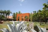 Entrance of Hotel Brisas Santa Lucía