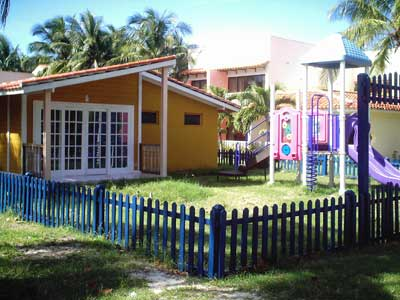Miniclub for children, Hotel Brisas Santa Lucia
