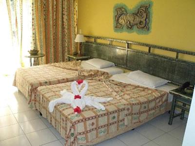 Habitación Estandar Hotel Brisas Santa Lucía