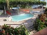 Jacuzzi del Hotel Brisas Sierra Mar