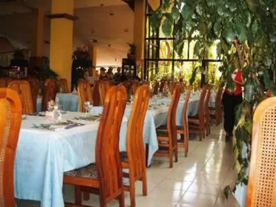 Restaurante Buffet del Hotel Brisas Sierra Mar