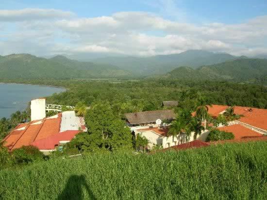 Vista del Hotel Brisas Sierra Mar
