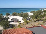 Beach of Hotel Brisas Trinidad del Mar