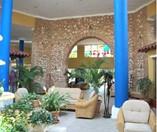 Lobby of Hotel Brisas Trinidad del Mar