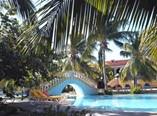 Pool of Hotel Brisas Trinidad del Mar