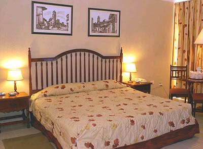 Room of Hotel Brisas Trinidad del Mar