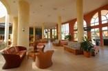Lobby del Hotel Brisas del Caribe