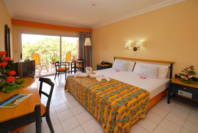 Habitación del Hotel Brisas del Caribe