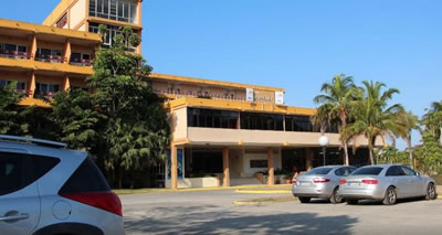 Hotel Camaguey Fachada