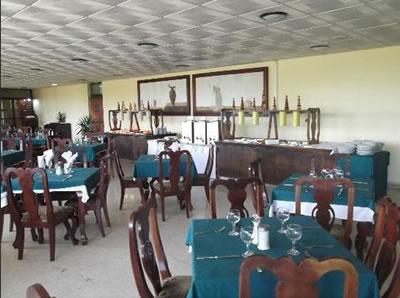 Hotel Camaguey Restaurante