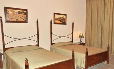 Hotel Camino De Hierro Habitacion