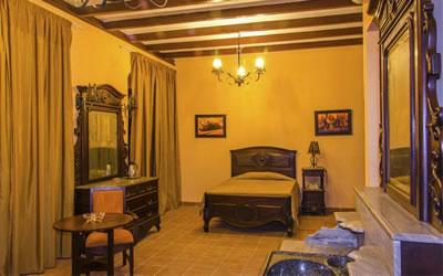 Hotel Camino De Hierro Room