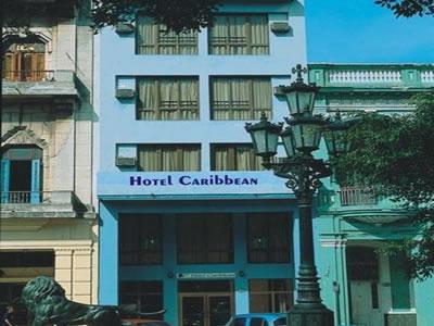 Hotel Caribbean Fachada