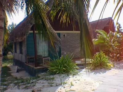 Cottages of Hotel Cayo Levisa