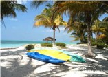 View of the beach of Hotel Cayo Levisa