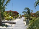 View of hotel Cayo Levisa