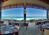Hotel Cayo Santa Maria restaurant, Cuba