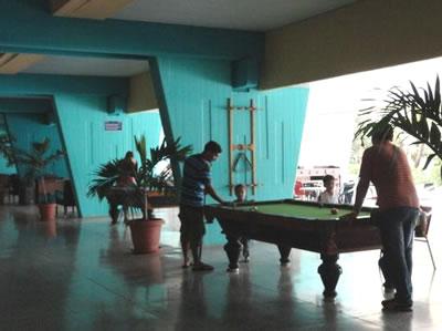 Club Amigo Ancón Hotel Recreation