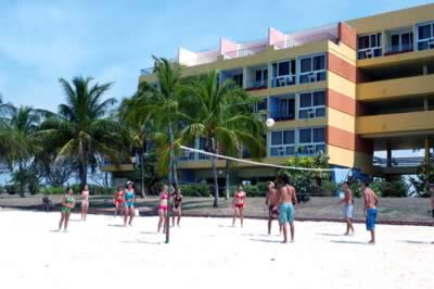 Hotel Club Amigo Ancón Volley de playa