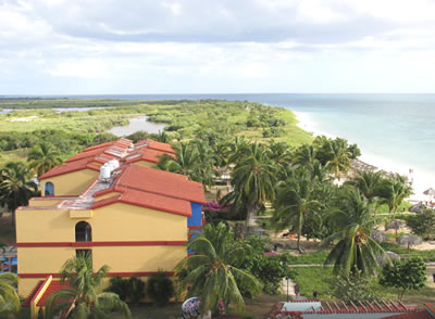 View of Hotel Club Amigo Ancón