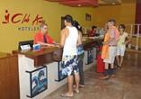 Lobby del Hotel Club Amigo Atlántico Guardalavaca