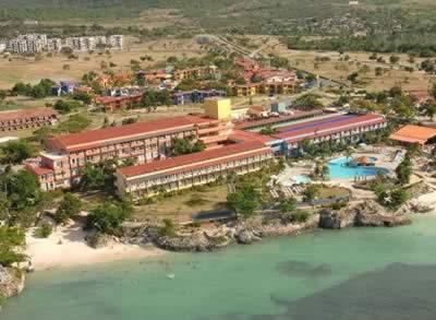 Hotel Club Amigo Atlántico Guardalavaca view, Cuba