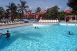 Pool of the Hotel Club Amigo Caracol