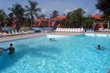 Pool of the Hotel Club Amigo Caracol