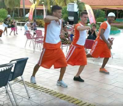 Recreation at Hotel Club Amigo Caracol