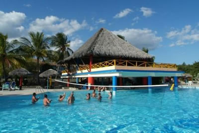 Hotel Club Amigo Carisol Los Corales Pool