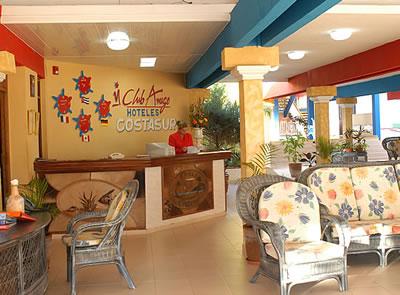 Hotel Club Amigo Costasur Lobby