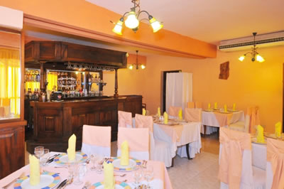 Hotel Club Amigo Marea Del Portillo Restaurant
