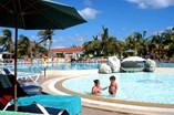 Piscina para niños del Hotel Club Amigo Mayanabo