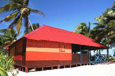Exterior del Hotel Club Amigo Mayanabo