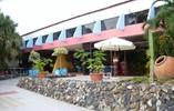 Fachada del hotel Club Amigo Mayanabo