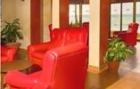Lobby del hotel Club Karey