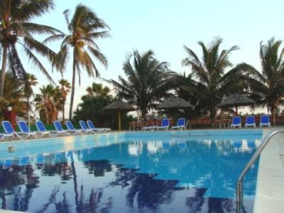 Pool of Hotel Club Karey