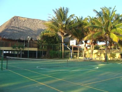 Recreation of Hotel Club Karey