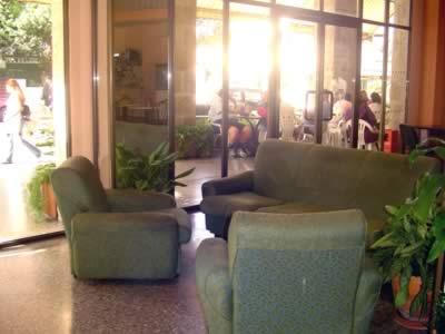 Lobby del Hotel Colina