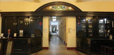 Hotel Colon Lobby