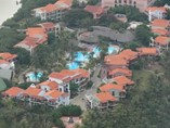 Aerial view of Hotel Colonial Cayo Coco