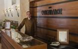 Hotel Comendador Lobby
