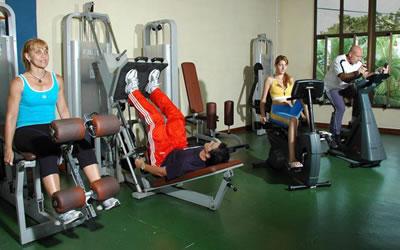 Hotel Comodoro Gym