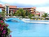 Pool of hotel Coralia Club Playa de Oro