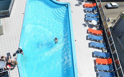 Hotel Deauville Pool