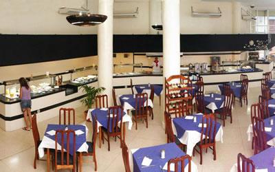 Hotel Deauville Restaurante