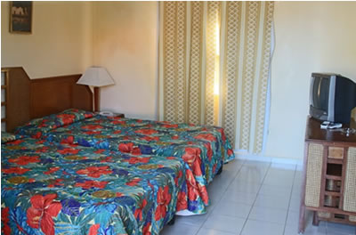 Standard room of hotel Villa Don Lino