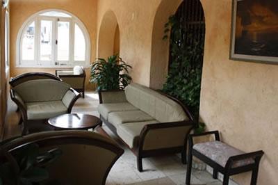 Hotel Dos Mares Lobby