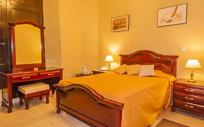 Hotel La Avellaneda Habitacion