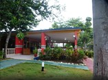"Restaurant of hotel ""El Bosque"""